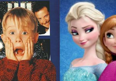 Pajama Party Family Movie Night – Home Alone and Frozen