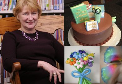 Join Us For A Party – Celebrating Children's Librarian 30 Year's of Service