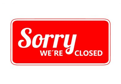 Closed Monday November 13th