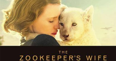 Movie Night – Zookeeper's Wife