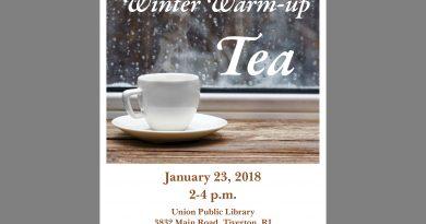 Winter Warm-Up Tea