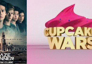 Cupcake Wars: Maze Runner Edition