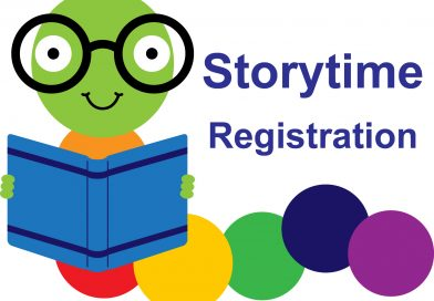 Storytime Registration